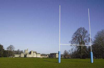 Aluminium Rugby Posts