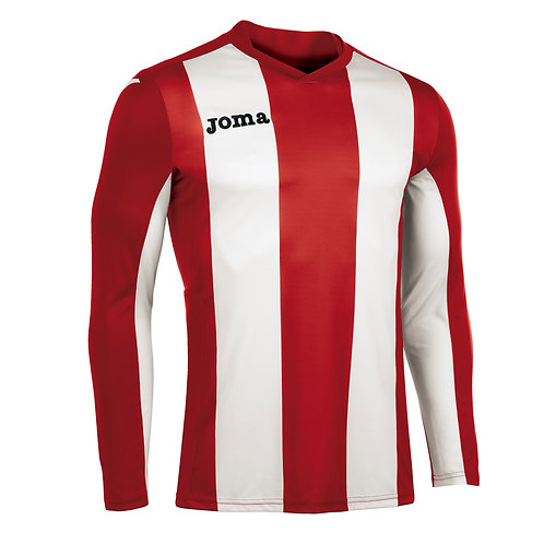 Red & White Pisa Jersey