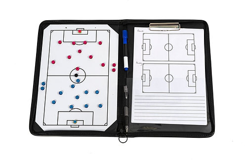 Zipped Pro Coaches Folder