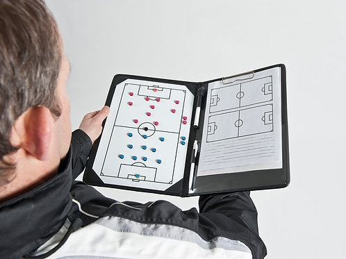 Pro Soccer Coach Tactic Folder