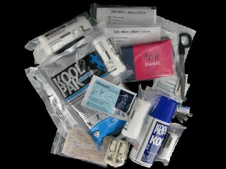 Pro Medical Kit (Includes Bag)
