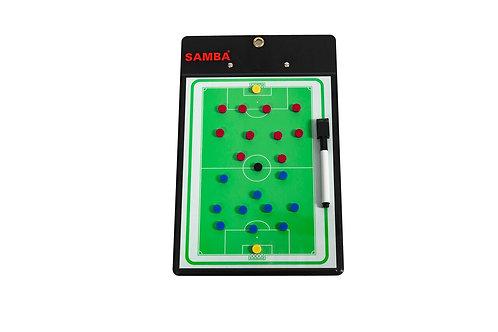 Soccer Coach Clipboard