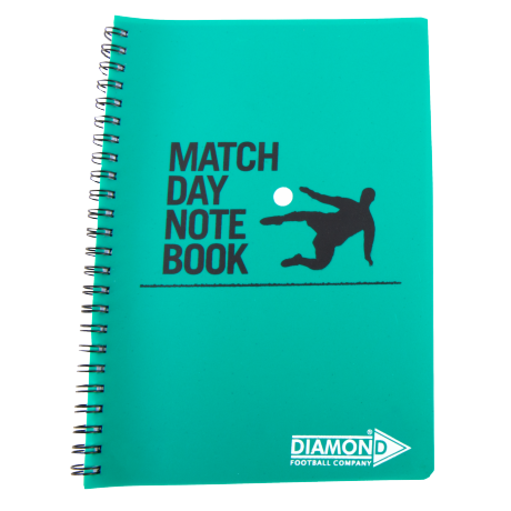 Match Day Notebook