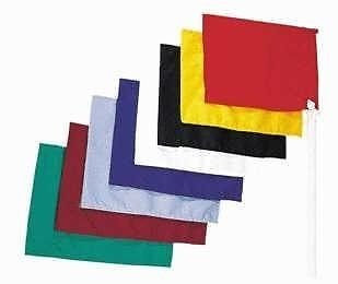 Plain Corner Flag