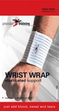 Wrist Wrap Elasticated Support