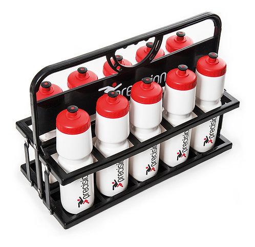 10 Bottle Folding Carrier (Bottles Not Included)