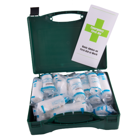 Health & Safety First Aid Box