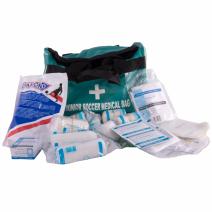 Junior Soccer Medical Bag Includes FA Minimum Requirement Medical Kit