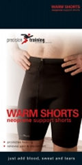 Warm Shorts Neoprene Support