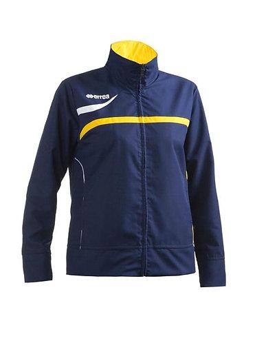 Errea Alabama Ladyfit Microrib Jacket