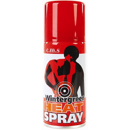 Wintergreen Heat Spray (150ml)