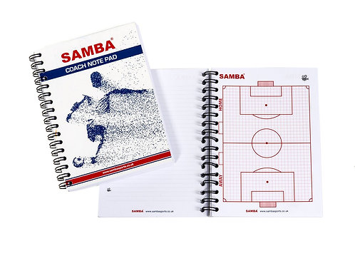 Coaches Notepad
