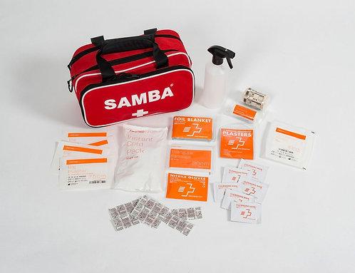 Samba Academy Medi Kit with bag