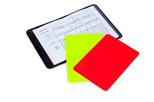 Referee Cards & Wallet