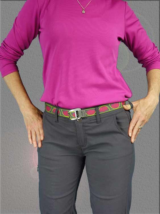 Damzelfly Outsider Women's Pants Front