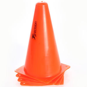 Precision Traffic Cones (4)