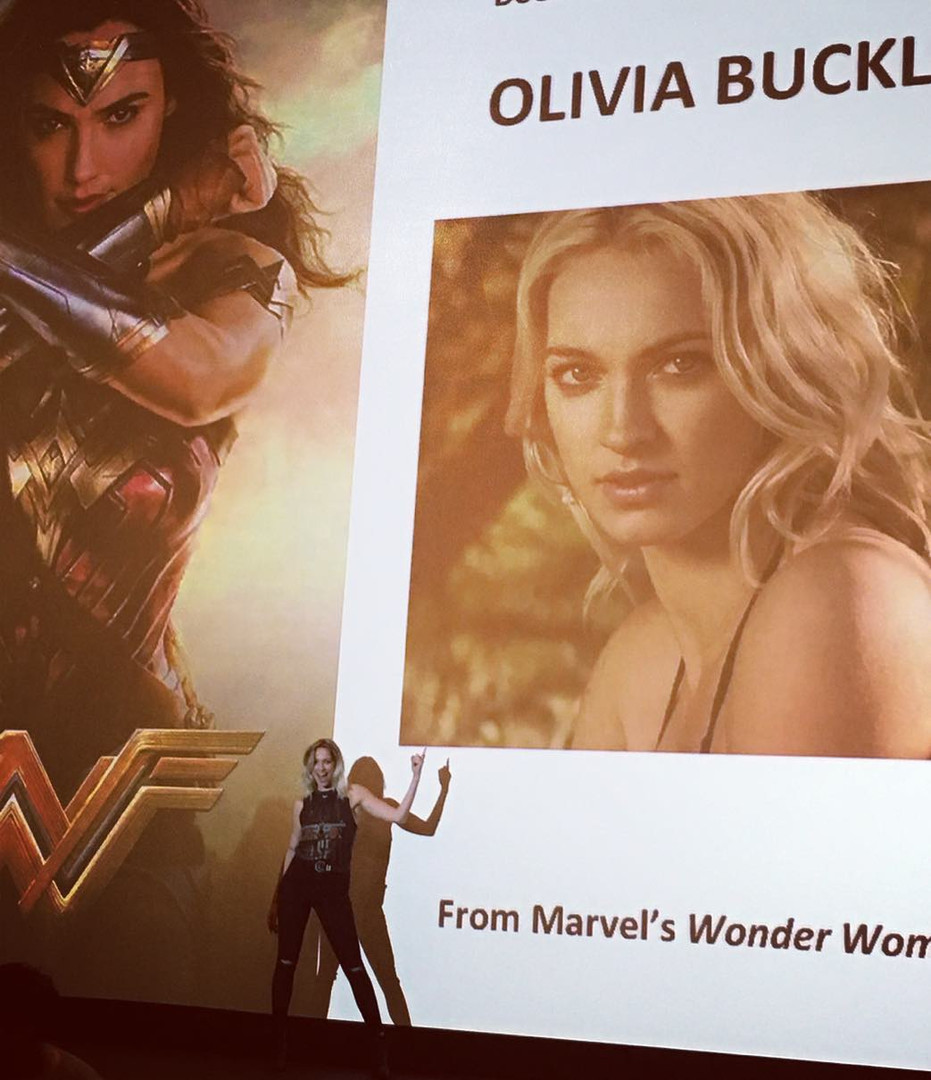 Wonder Woman Q&A