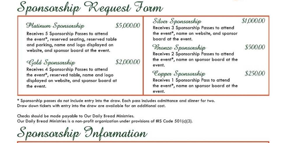 "2021  Drawdown Fundraiser, "" Hawaiian Breeze"""