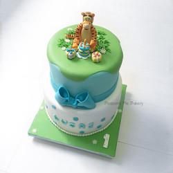 tigrou cake