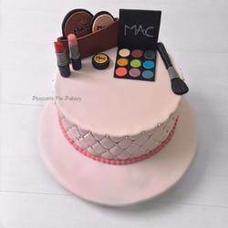 Gâteau Make up