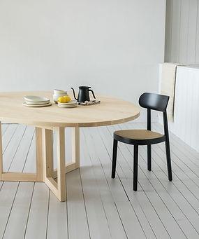 SlowWood massief houten tafel | ZU