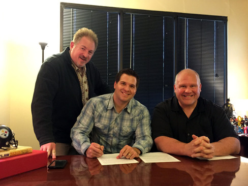 Justin Mason Signs with Turnpike Music & Management
