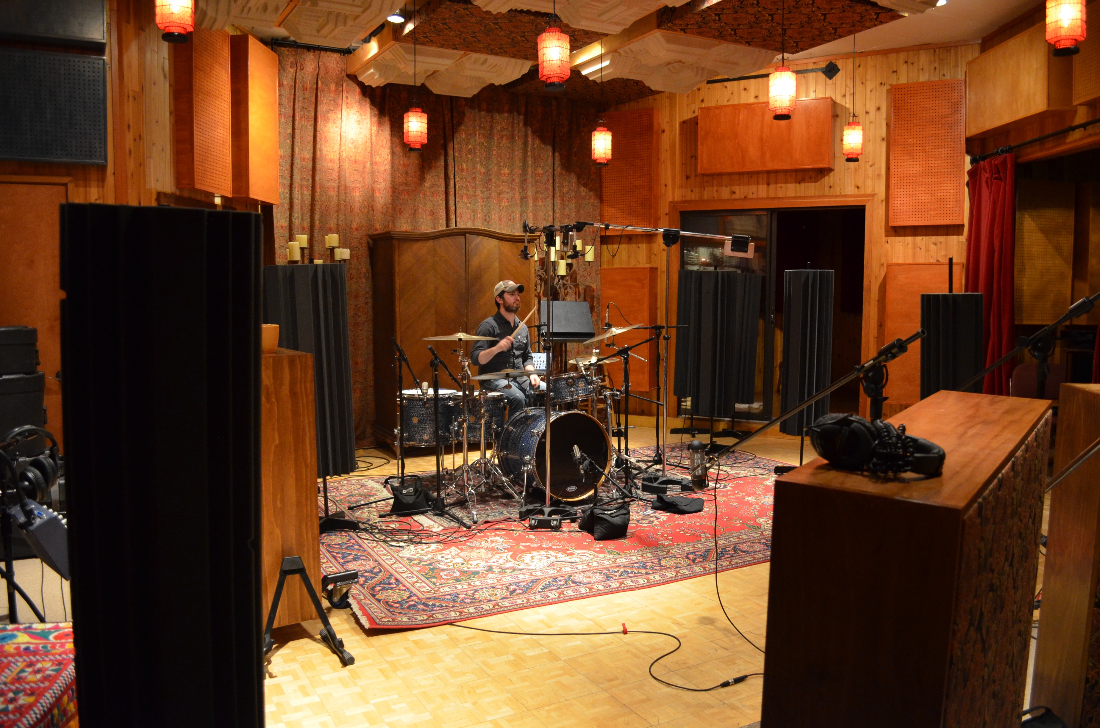 Drum Tracking
