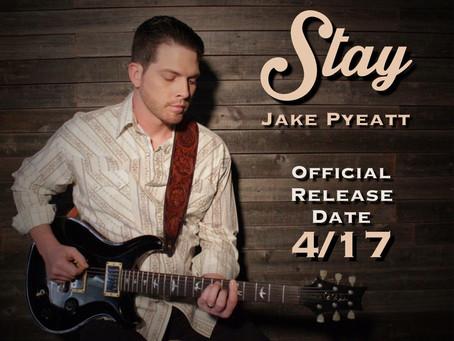 Jake Pyeatt To Release New Single