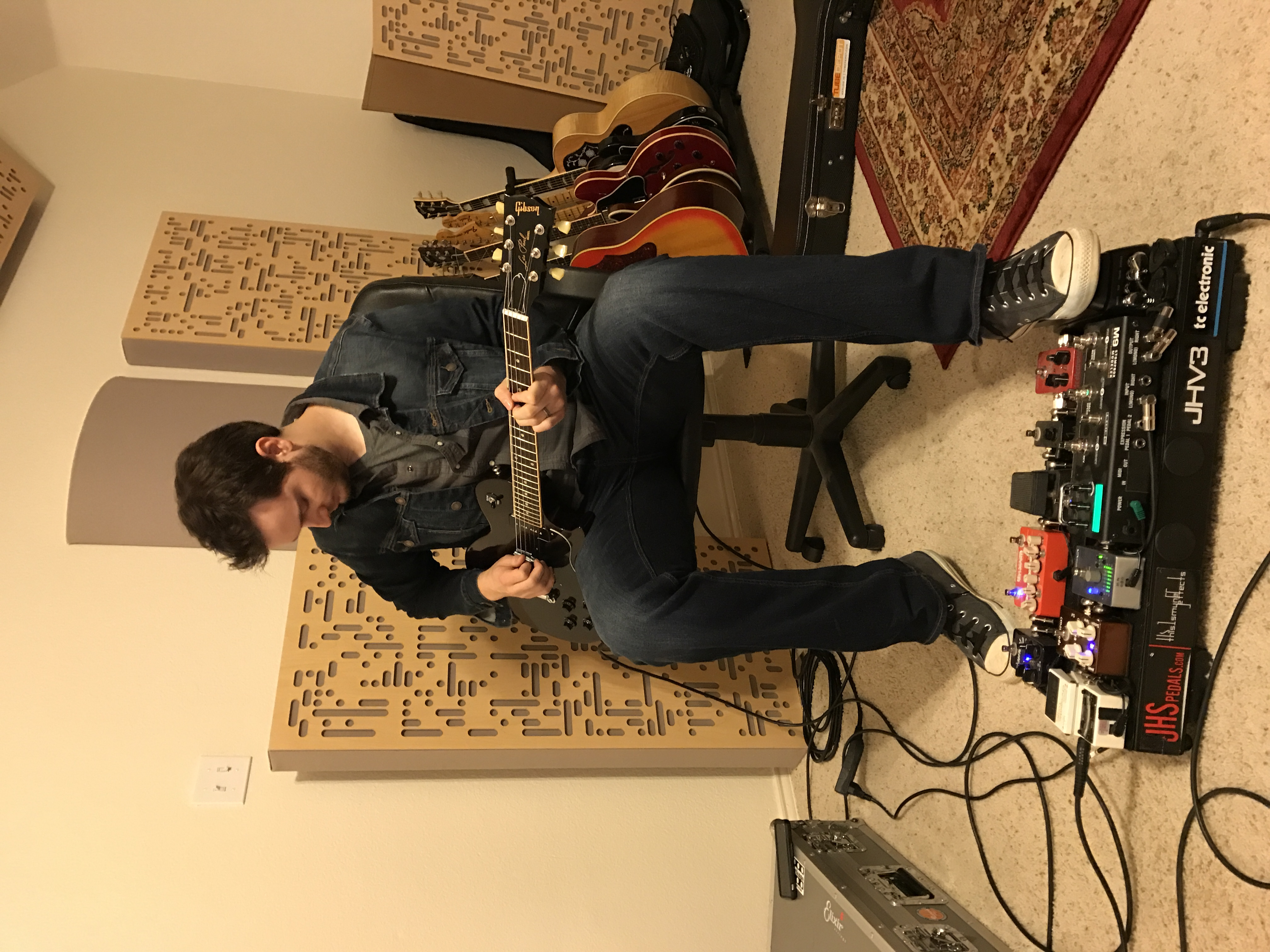 Bo Hennessy - Guitar Tracking