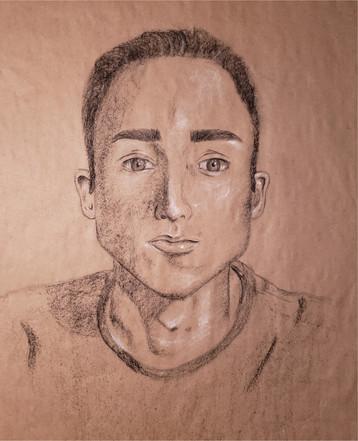 Portait Life Drawing