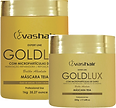 Máscara Gold Evashair