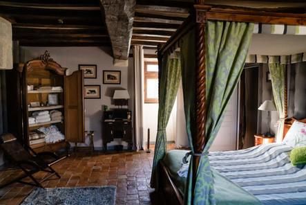 Manoir Senechaussee Lantiern - Chambres