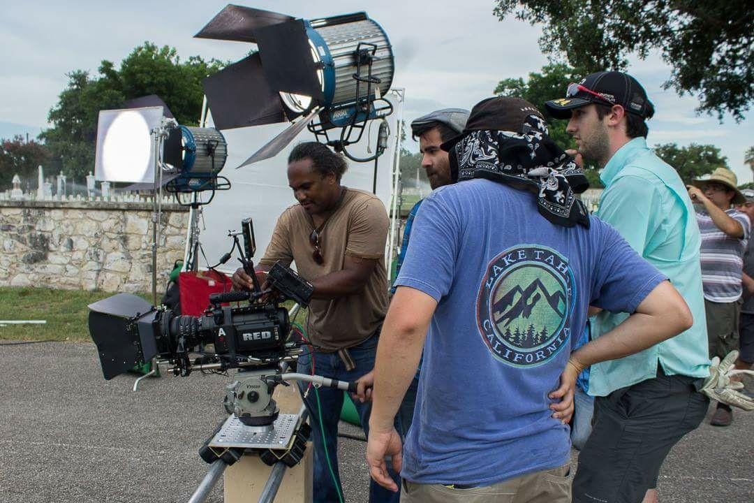 "On the set of ""Solomon's Dilemma""a"