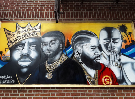 Mural Brings New Visual Flavor to 5th Ave