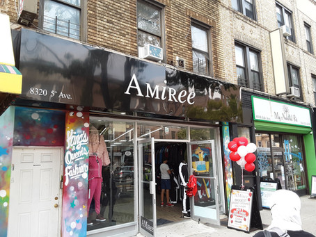 ALIVE & KICKING - Many New Businesses Set Up Shop on 5th Ave Bay Ridge
