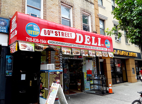 80th Street Deli Brings Something Sweet