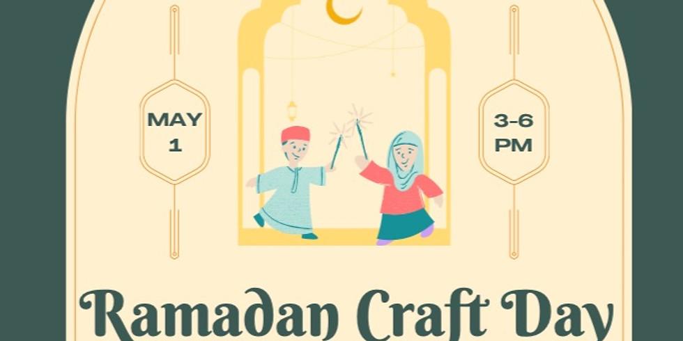 Ramadan Craft Day