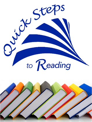 Quick Steps To Reading