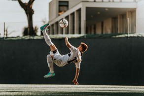 How To Improve Your Football Skills In 5 Simple Steps