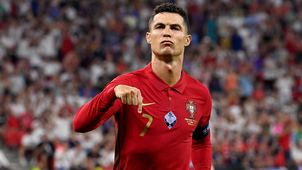 Ronaldo EURO 2020