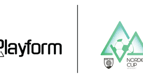 Playform is Nordic Soccer's Official Soccer Tech Solution for 2021