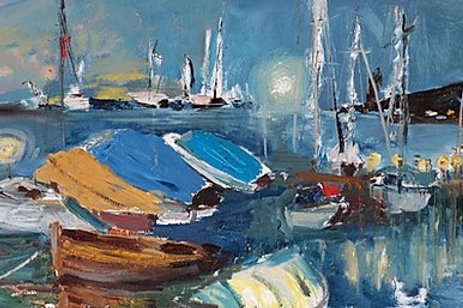 Яхты.Женева