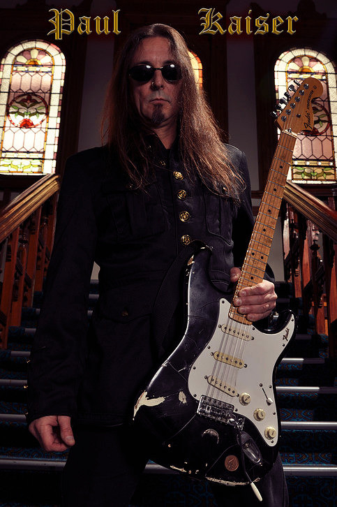 'Kaiser and the Machines of Creation' guitarist features on new track from That Rock Guy