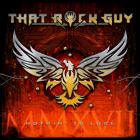 Debut Album 'Nothin' To Lose' Released 30th June 2017 on AOR Heaven Records