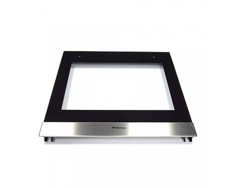 Внешнее стекло  духовки для плит Hansa. 9052523