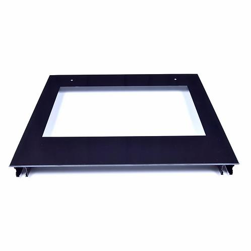 Внешнее стекло двери духовки для плиты Hansa. 9060857