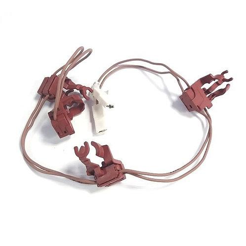 Микровыключатель поджига  для плиты Ariston.(113972)