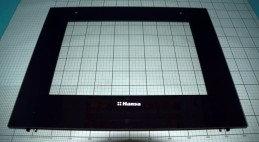 Наружное стекло двери к плитам HANSA.(9060655)