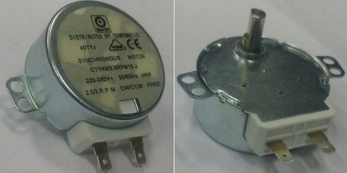 Моторчик  4W-2.5prm вращения тарелки для СВЧ 20tm29