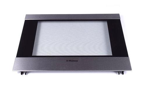 Внешнее стекло двери духовки для плиты 9046818 Hansa